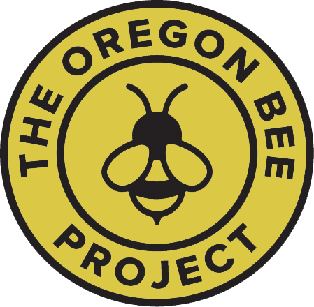 Oregon Bee Project Logo